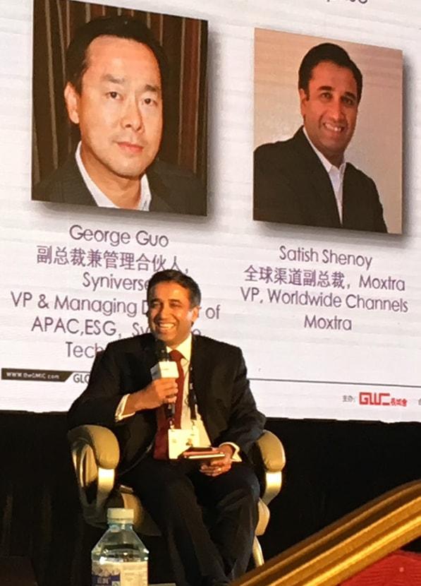 Satish Shenoy Speaker